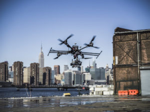 professional aerial photography new york