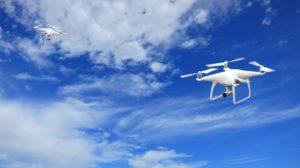 nyc live broadcast drone